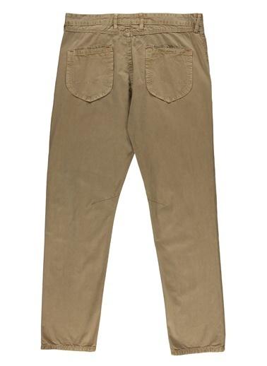 Chill Clo Klasik Pantolon Haki